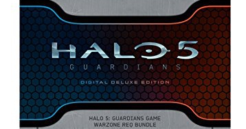 Halo 5 Guardians Digital Deluxe Edition [Vollversion] [Xbox One - Download Code] -