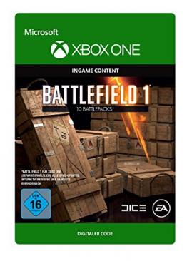 Battlefield 1: Battlepack X 10 [Xbox One - Download Code] -