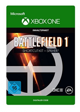 Battlefield 1: Shortcut Kit: Späher-Bundle [Xbox One - Download Code] -