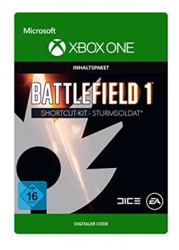 Battlefield 1: Shortcut Kit: Sturmsoldat-Bundle [Xbox One - Download Code] -