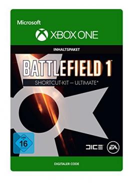 Battlefield 1: Shortcut Kit: Ultimate-Bundle DLC [Xbox One - Download Code] -
