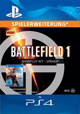 Battlefield 1 Späher-Bundle Edition DLC [PS4 Download Code - deutsches Konto] -