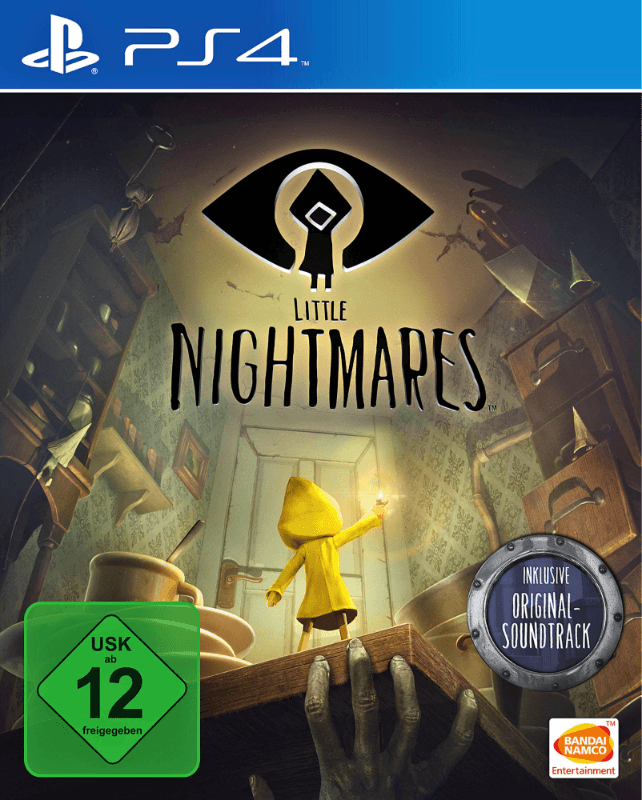 little nightmares playstation 4 dealfrisch. Black Bedroom Furniture Sets. Home Design Ideas