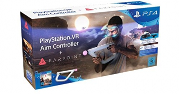 Farpoint VR + PS VR-Ziel-Controller [PSVR] -