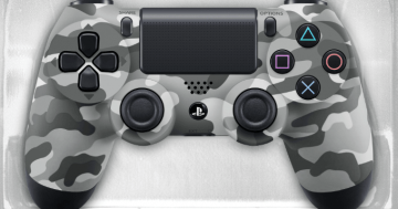 SONY Sony PS4 Wireless DualShock Controller camouflage
