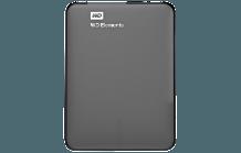 WD 3 TB Elements®, Externe Festplatte, 2.5 Zoll