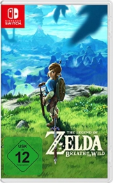 The Legend of Zelda: Breath of the Wild [Nintendo Switch] -