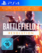 Battlefield 1: Revolution Edition - PlayStation 4