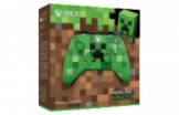 Microsoft Xbox One Wireless Controller Minecraft Creeper SE