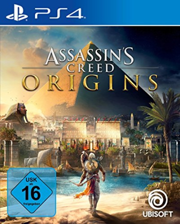 Assassin's Creed Origins - [PlayStation 4] - 1