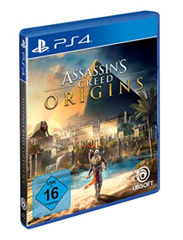 Assassin's Creed Origins - [PlayStation 4] - 2