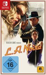 L.A. Noire  - [Nintendo Switch] - 1