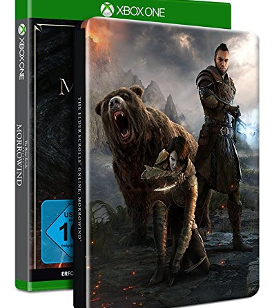 The Elder Scrolls Online: Morrowind - Steelbook Edition (exkl. bei Amazon.de) - [Xbox One] - 1