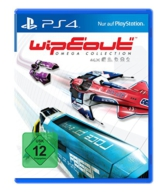 WipEout Omega Collection - [PlayStation 4] - 1