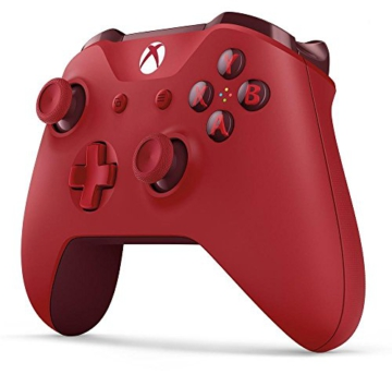 Xbox Wireless Controller in Rot - 4