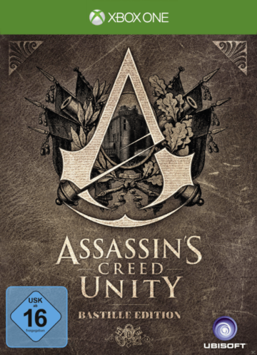 Assassin´s Creed Unity (Bastille Edition) Adventure Xbox One