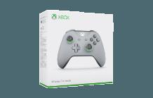 MICROSOFT Xbox One Wireless Controller Grey & Green
