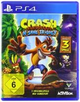 Crash Bandicoot N.Sane Trilogy - [PlayStation 4] - 1