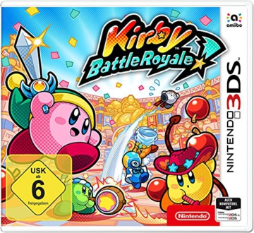 Kirby Battle Royale - [Nintendo 3DS] - 1