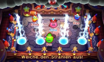 Kirby Battle Royale - [Nintendo 3DS] - 2