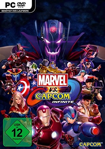 Marvel vs. Capcom Infinite - [PC] - 1