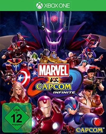 Marvel vs. Capcom Infinite - [Xbox One] - 1
