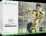 MICROSOFT Xbox One S 1TB Konsole - FIFA 17 Bundle
