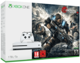 MICROSOFT Xbox One S 1TB Konsole - Gears of War 4 Bundle