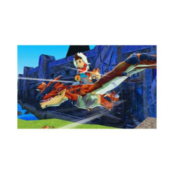 Monster Hunter Stories - [Nintendo 3DS] - 5