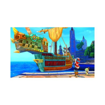 Monster Hunter Stories - [Nintendo 3DS] - 7