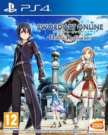 Sword Art Online, Hollow Realization  PS4 - 1