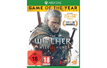 The Witcher 3 - Wild Hunt (Game of the Year Edition) [Xbox One]