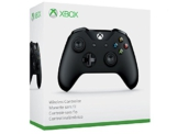 Xbox Wireless Controller (schwarz) - 1