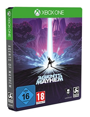 Agents of Mayhem - Steelbook Edition - [Xbox One] - 1