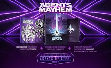 Agents of Mayhem - Steelbook Edition - [Xbox One] - 3