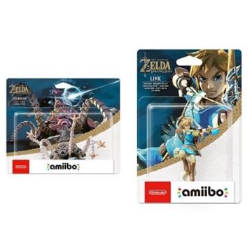 amiibo The Legend of Zelda Collection Wächter (Breath of the Wild) & amiibo The Legend of Zelda Collection Link Bogenschütze (Breath of the Wild) - 1