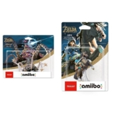 amiibo The Legend of Zelda Collection Wächter (Breath of the Wild) & amiibo The Legend of Zelda Collection Link Reiter (Breath of the Wild) - 1