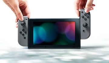 Nintendo Switch Konsole Grau - 4