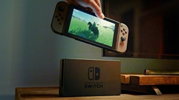 Nintendo Switch Konsole Grau - 5