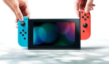 Nintendo Switch Konsole Neon-Rot/Neon-Blau - 2