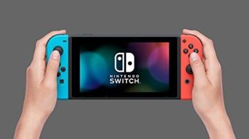Nintendo Switch Konsole Neon-Rot/Neon-Blau - 3