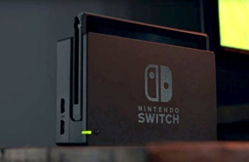 Nintendo Switch Konsole Neon-Rot/Neon-Blau - 5