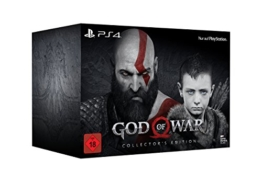 God of War - Collector's Edition - [PlayStation 4] - 1