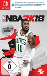 NBA 2K18 - Standard  Edition - [Nintendo Switch] - 1