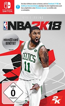 NBA 2K18 - Standard  Edition - [Nintendo Switch] - 1