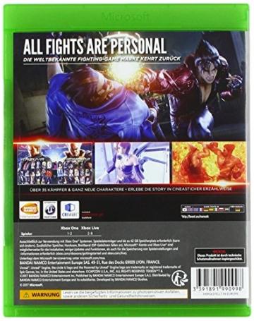 Tekken 7 - [Xbox One] - 2