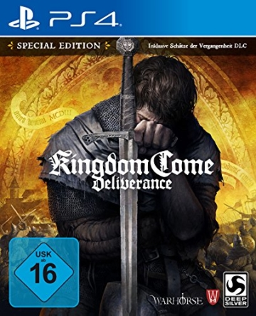 Kingdom Come Deliverance Special Edition - PS4 - 1