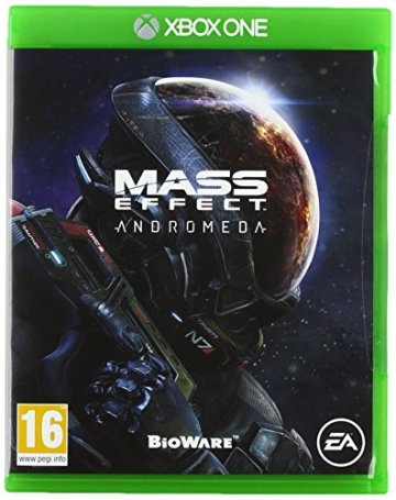 Mass Effect, Andromeda  Xbox One - 1