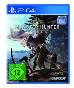 Monster Hunter: World - [PlayStation 4] - 1