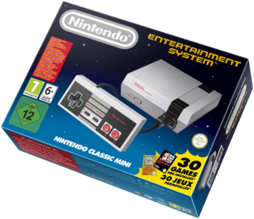 NINTENDO Nintendo Classic Mini: Nintendo Entertainment System - NES